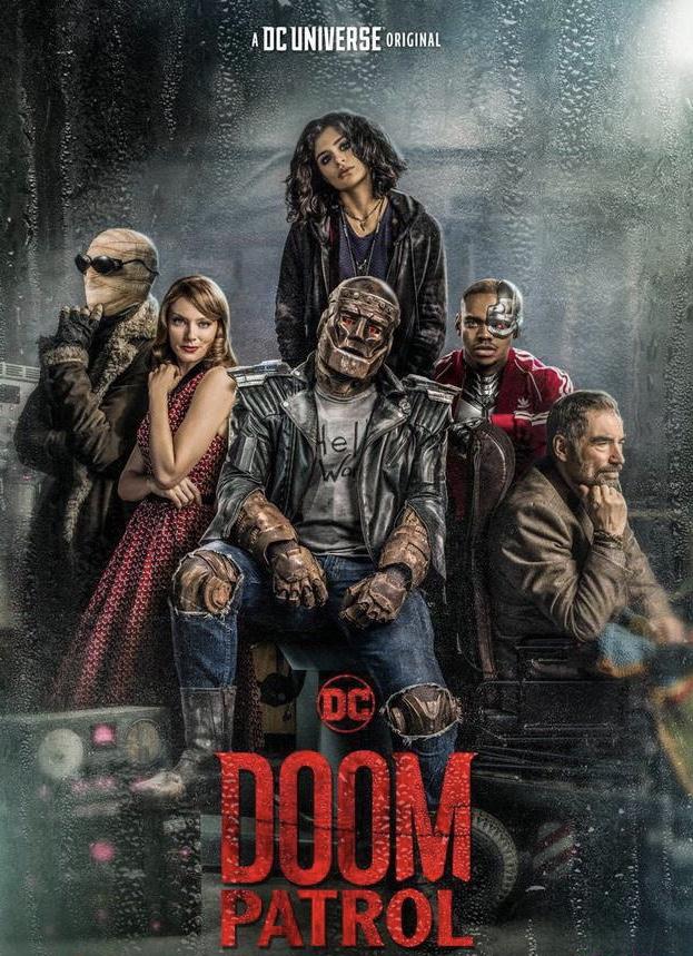 2ª temporada de Doom Patrol tem data de estreia divulgada 6