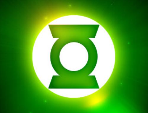 Mais detalhes do Lanterna Verde do SnyderCut