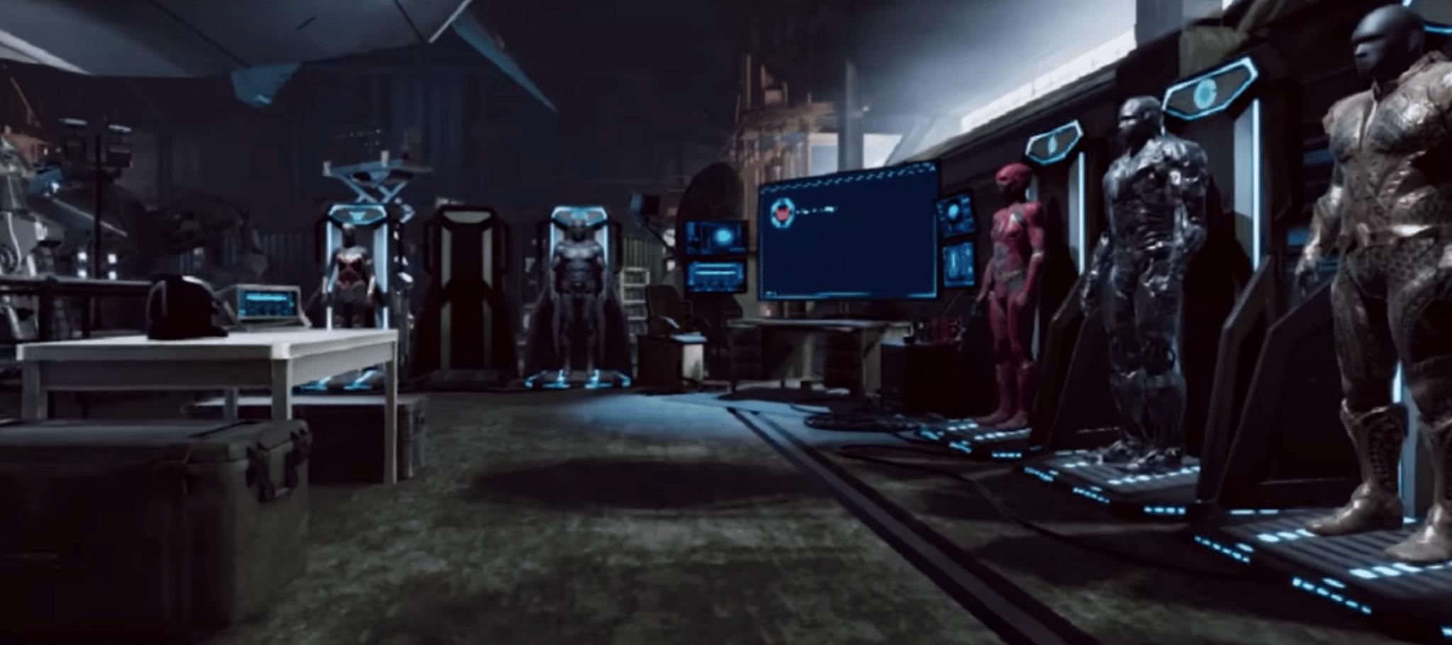 Batman vs Superman: 10 coisas sobre a Batcaverna que você não sabia 8