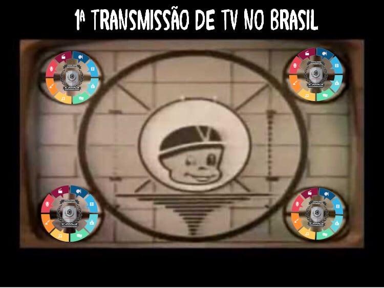 A primeira transmissão de TV no Brasil completa 70 anos 6