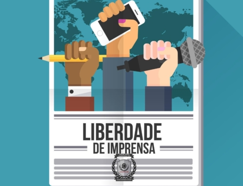 O Dia Internacional da Liberdade de Imprensa é comemorado no dia 03 de maio
