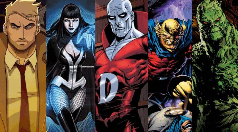 J.J. Abrams assume novo projeto da Liga da Justiça Sombria 7