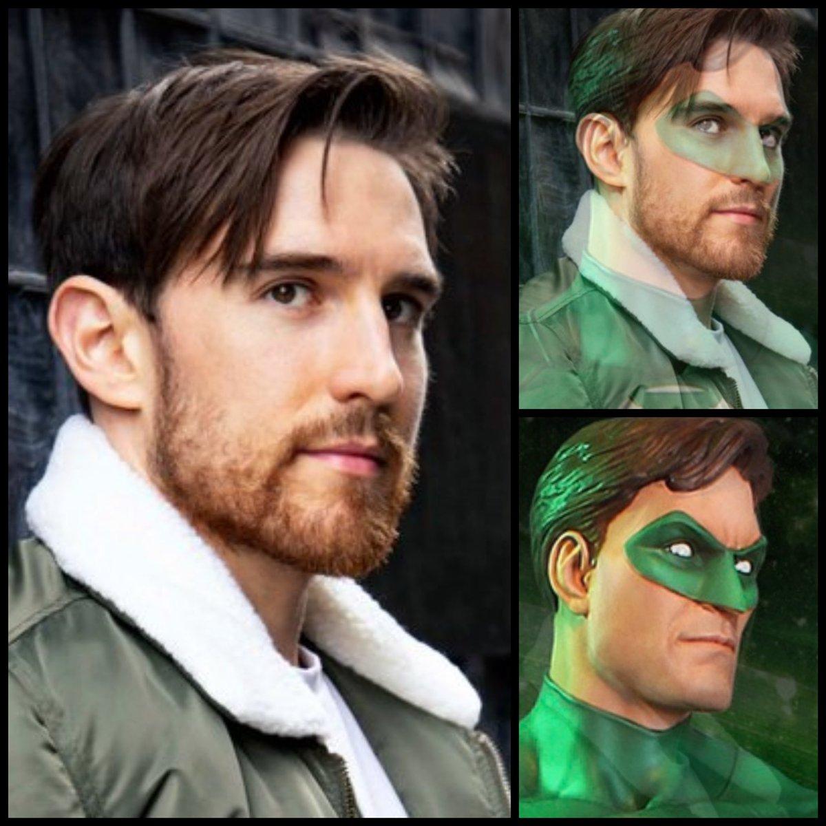 Mais detalhes do Lanterna Verde do SnyderCut 14