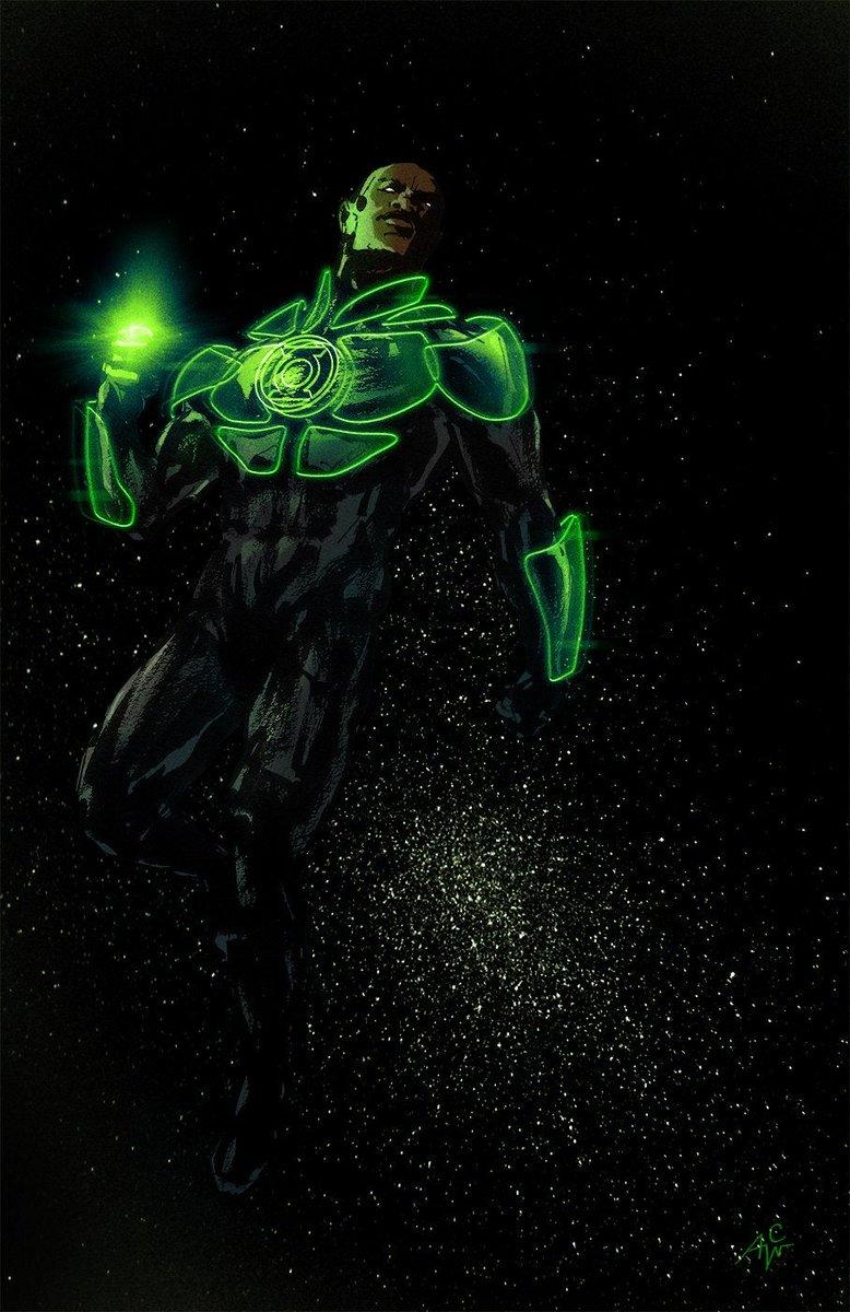 Mais detalhes do Lanterna Verde do SnyderCut 11