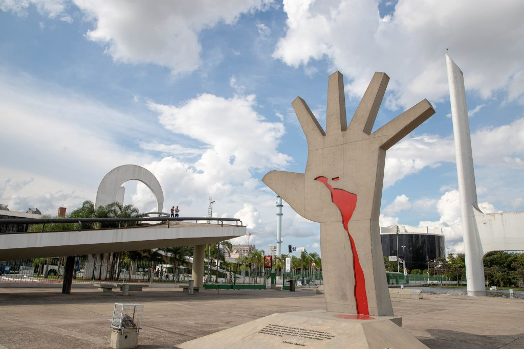 Governo de SP anuncia abertura de cinema drive-in no Memorial da América Latina 1