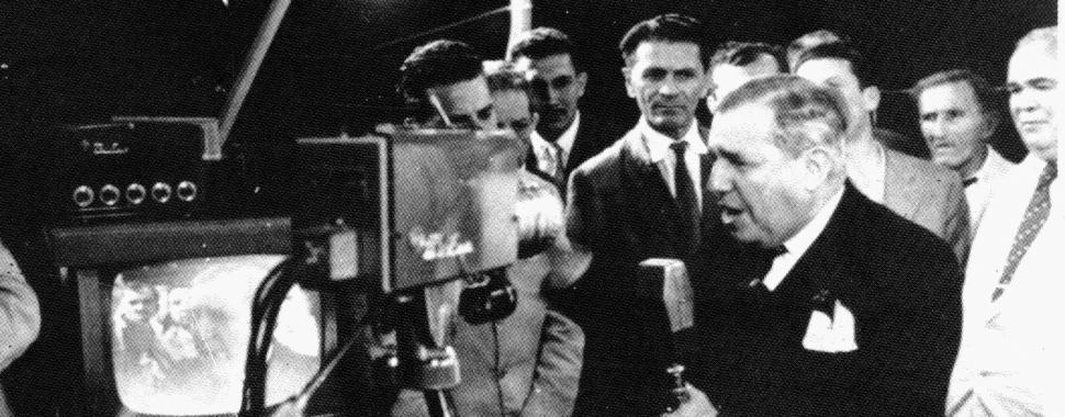 A primeira transmissão de TV no Brasil completa 70 anos 8