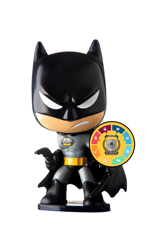 Bob's Fun&Art traz figuras colecionáveis do Batman 8