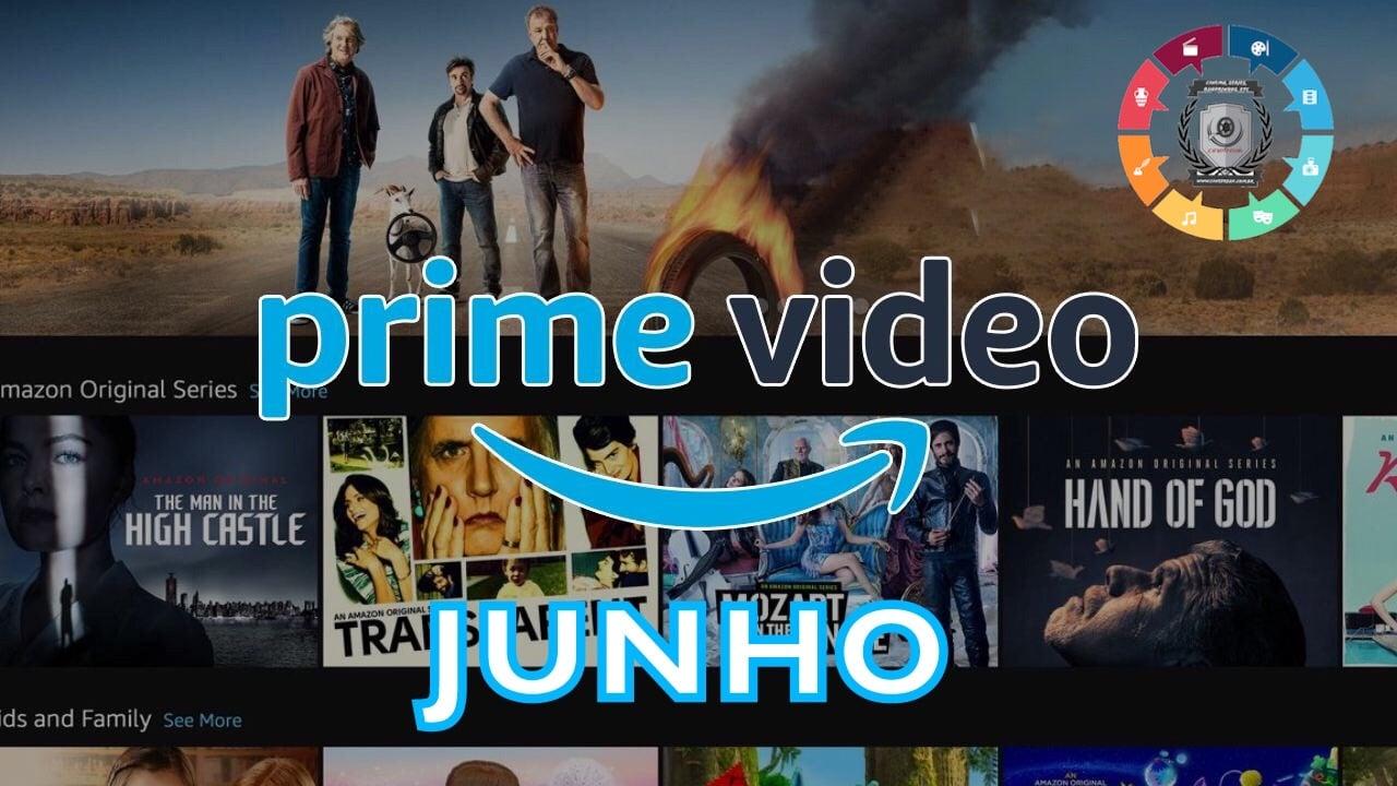 Estreias no Amazon Prime Video no Brasil em junho 1