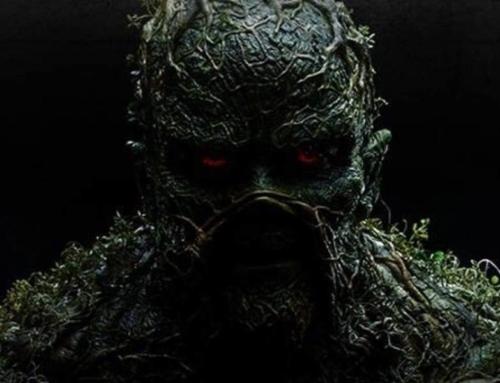 """Canal CW irá exibir a série """"Swamp Thing"""""""