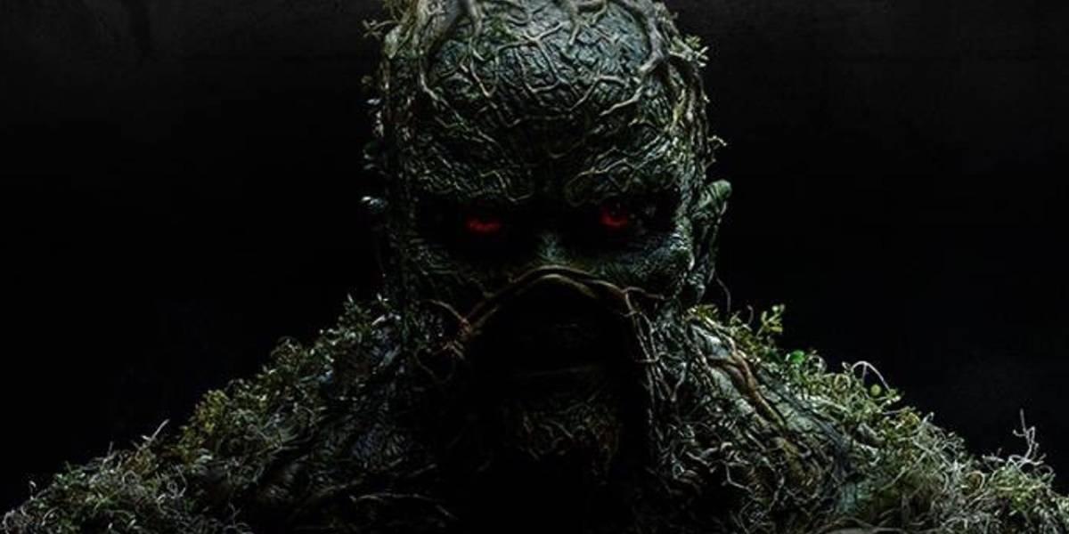 """Canal CW irá exibir a série """"Swamp Thing"""" 7"""