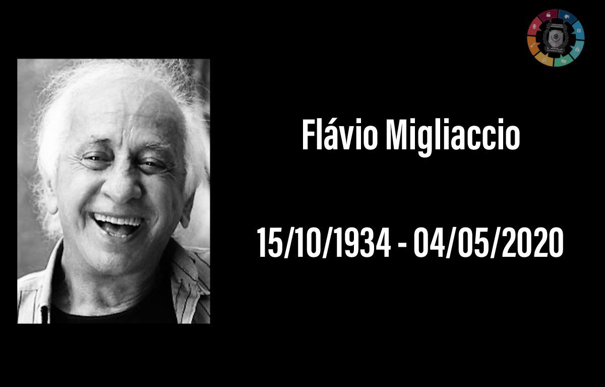 Morre ator Flávio Migliaccio aos 85 anos 3