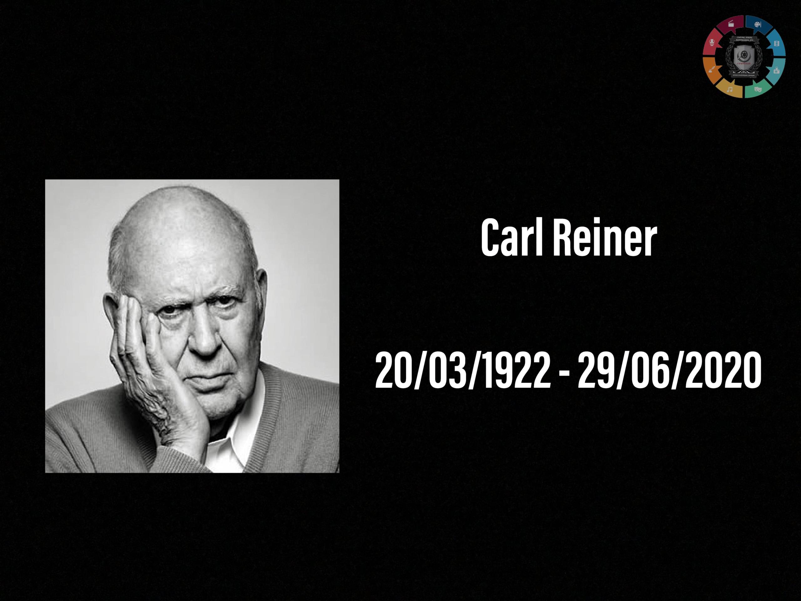 Morre o diretor e ator Carl Reiner aos 98 3