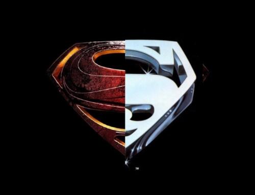 """""""O Homem de Aço"""" encontra """"Superman"""" no ritmo da bateria"""