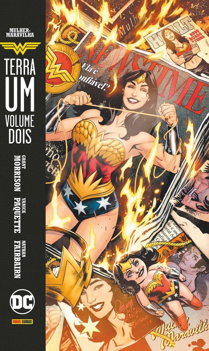 Panini lança edições especiais da Mulher-Maravilha 10