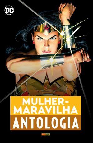 Panini lança edições especiais da Mulher-Maravilha 12