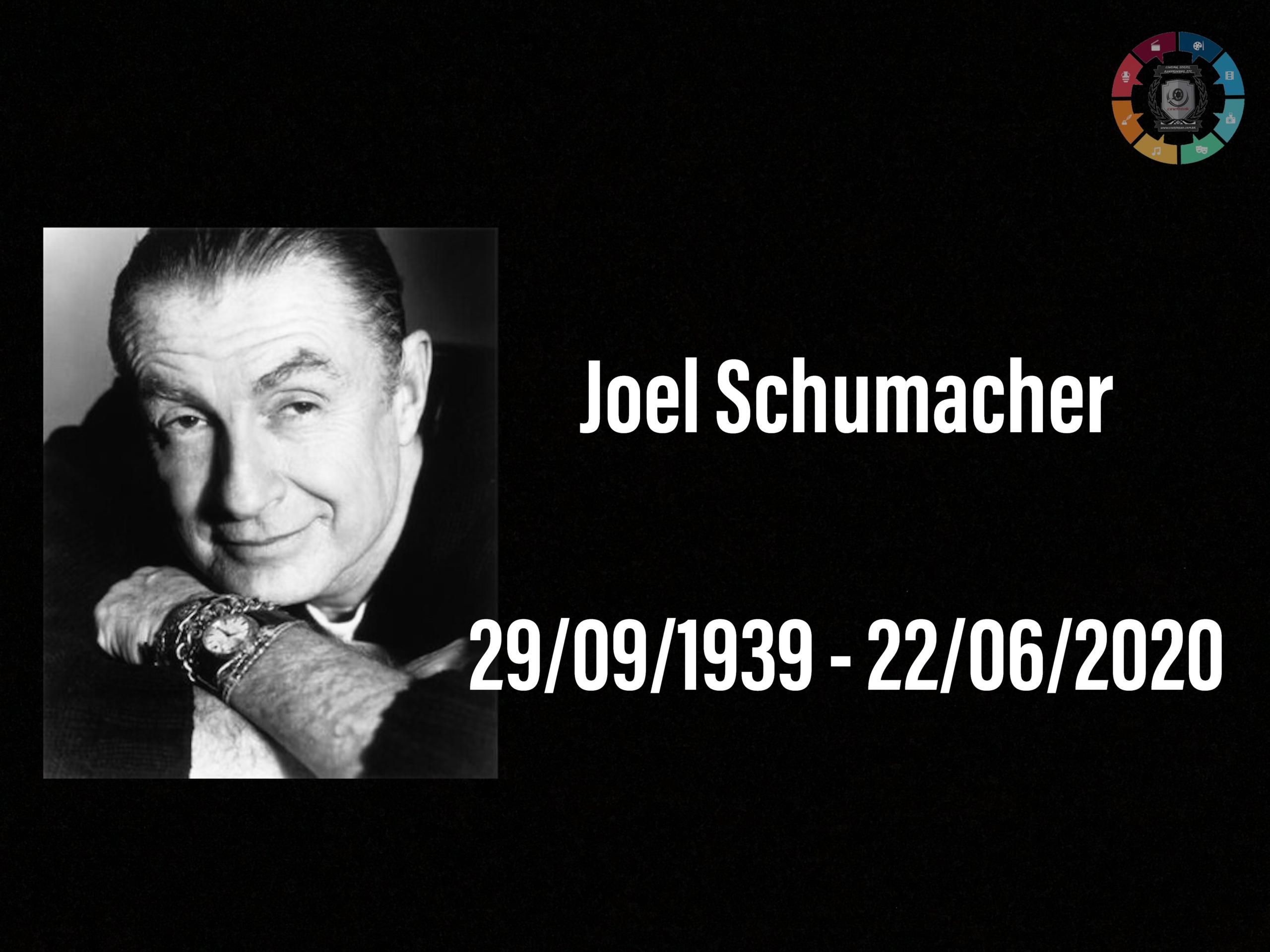 Morre o diretor de cinema Joel Schumacher aos 80 anos 3