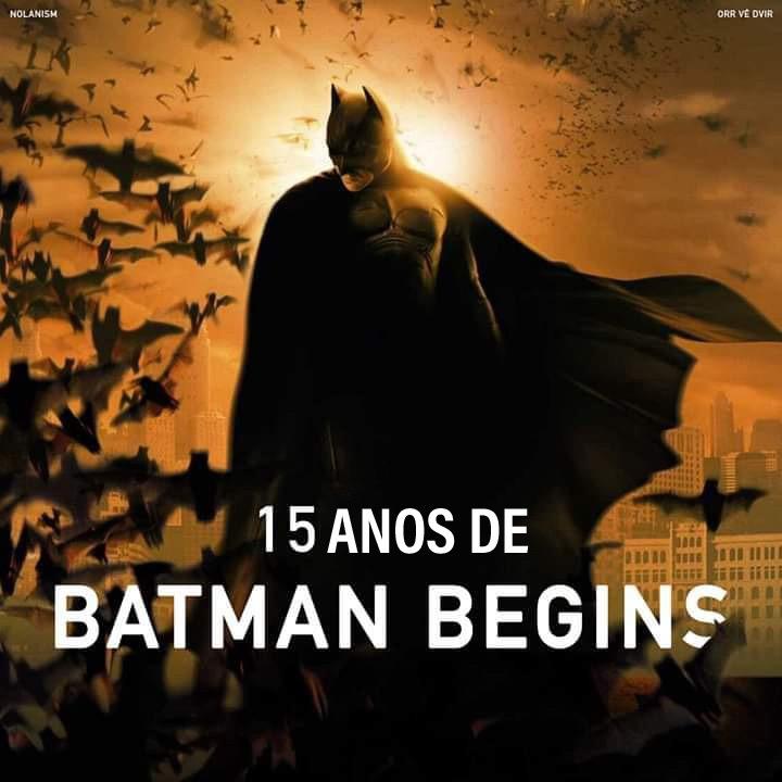 """Música homenageia os 15 anos de """"Batman Begins"""" 4"""