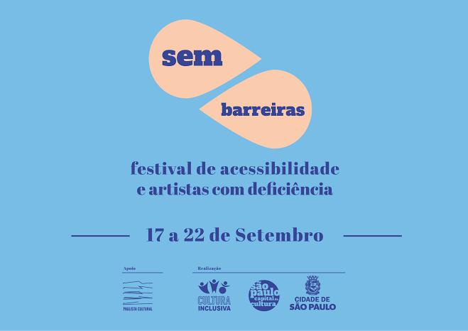 """Prefeitura promove o """"Sem Barreiras – Festival de Acessibilidade e Artistas com Deficiência"""" 3"""