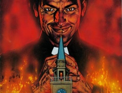 Panini confirma reimpressão da série Preacher