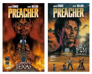 Panini confirma reimpressão da série Preacher 3