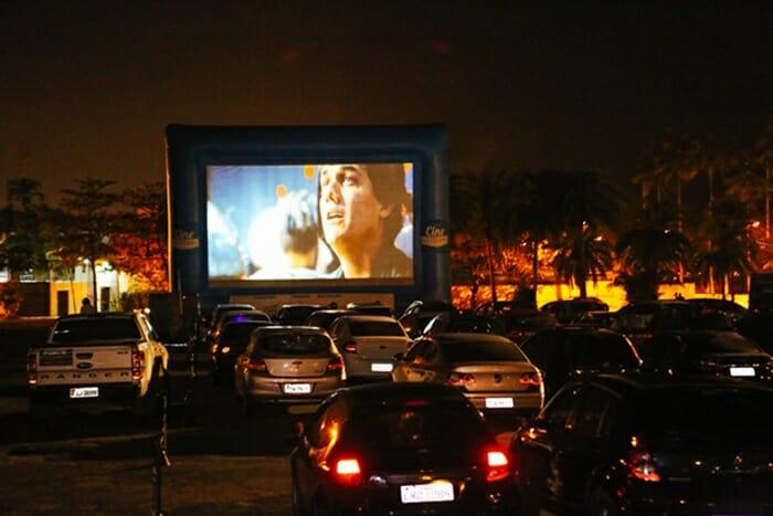 Prefeitura aprova funcionamento de cinemas drive-in na cidade de São Paulo 1