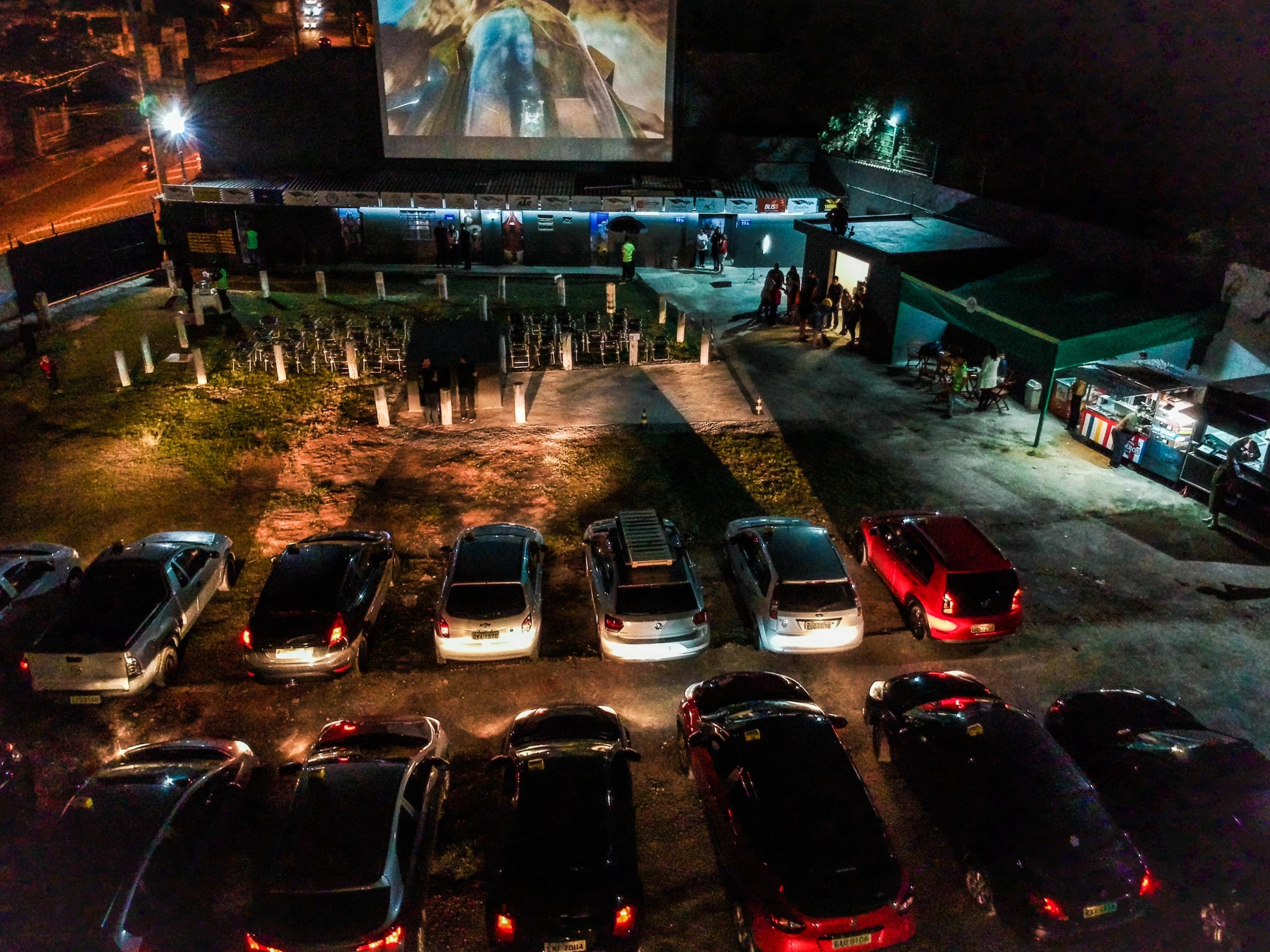 Prefeitura aprova funcionamento de cinemas drive-in na cidade de São Paulo 2