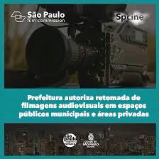 Prefeitura autoriza retomada de filmagens audiovisuais em espaços públicos municipais e áreas privadas 1