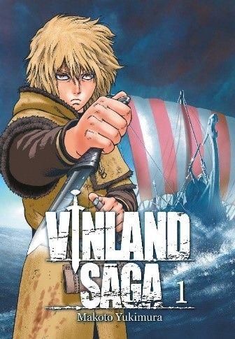 Panini apresenta Banana Fish #1, Sword Art Online Calibur e Vinland Saga Deluxe #1 12