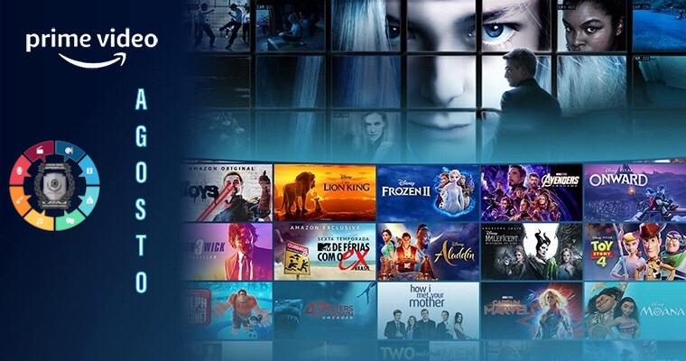 Lançamentos da Amazon Prime Video em Agosto de 2020 1