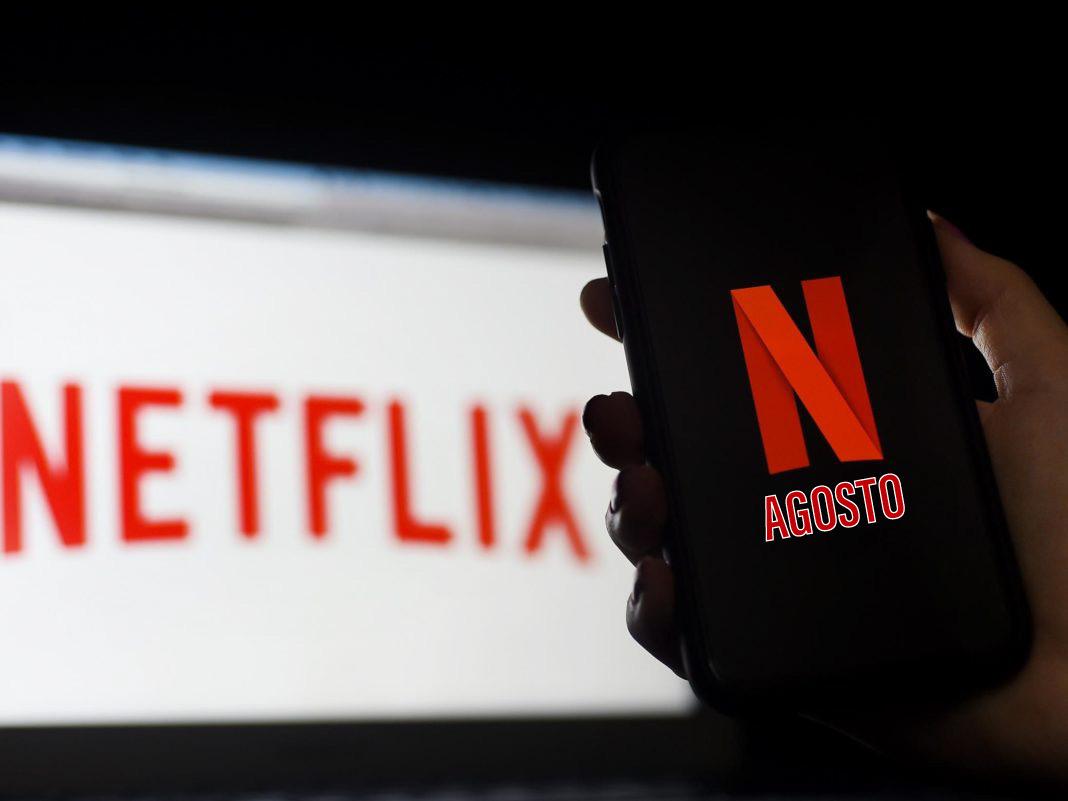 Os lançamentos da Netflix para agosto 6