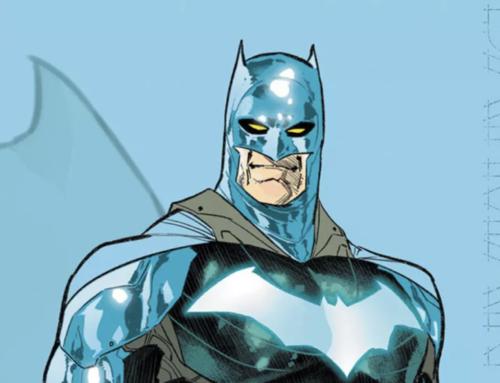 Batman terá um novo uniforme azul para arco nos quadrinhos