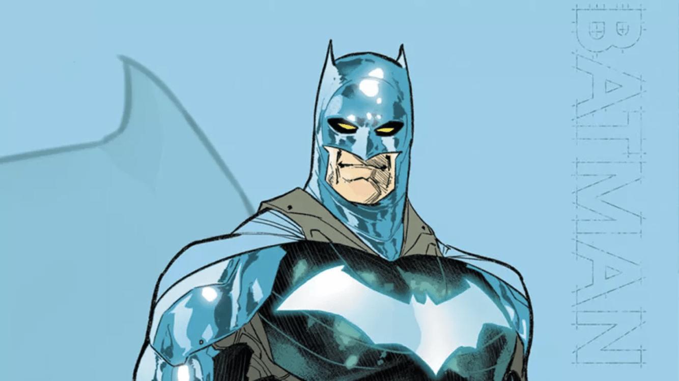 Batman terá um novo uniforme azul para arco nos quadrinhos 2