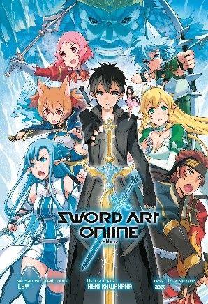 Panini apresenta Banana Fish #1, Sword Art Online Calibur e Vinland Saga Deluxe #1 11