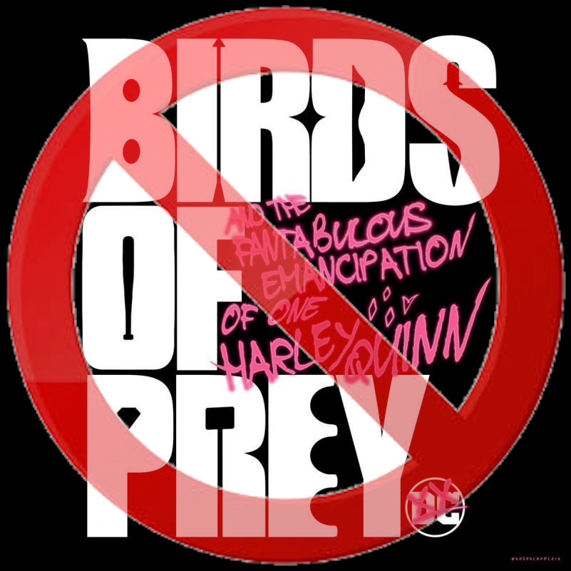 Sequência de Aves de Rapina foi cancelada 5