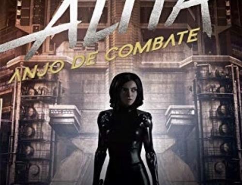 """Baterista lança com EXCLUSIVIDADE versão de """"Alita Anjo de Combate""""no CineFreak"""