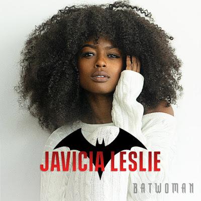 'Batwoman' escala a atriz Javicia Leslie no papel da heroína 1