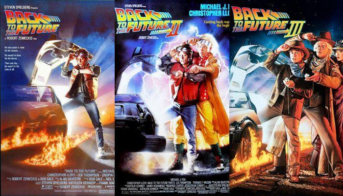 'De Volta para o Futuro' completa 35 anos 2