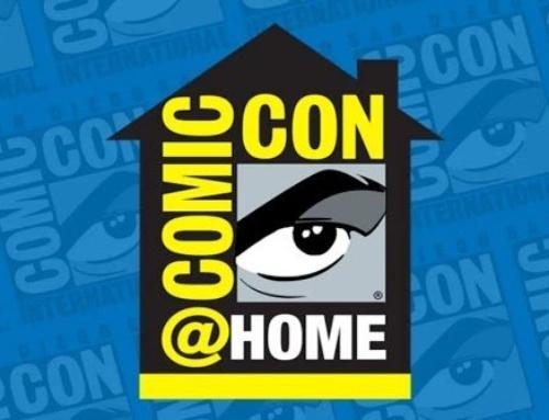 Programação  da San Diego Comic-Con Online