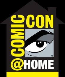 Programação  da San Diego Comic-Con Online 9