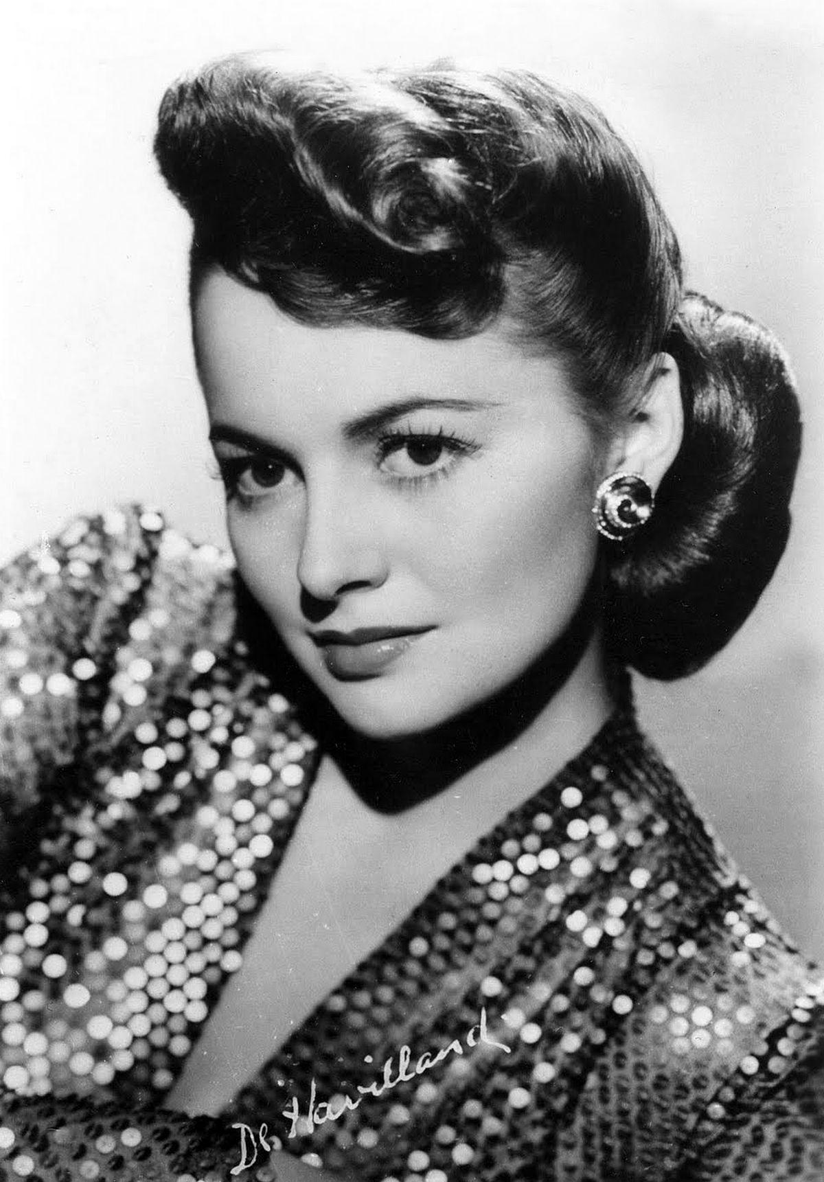 Morreu, aos 104 anos, Olivia de Havilland 2