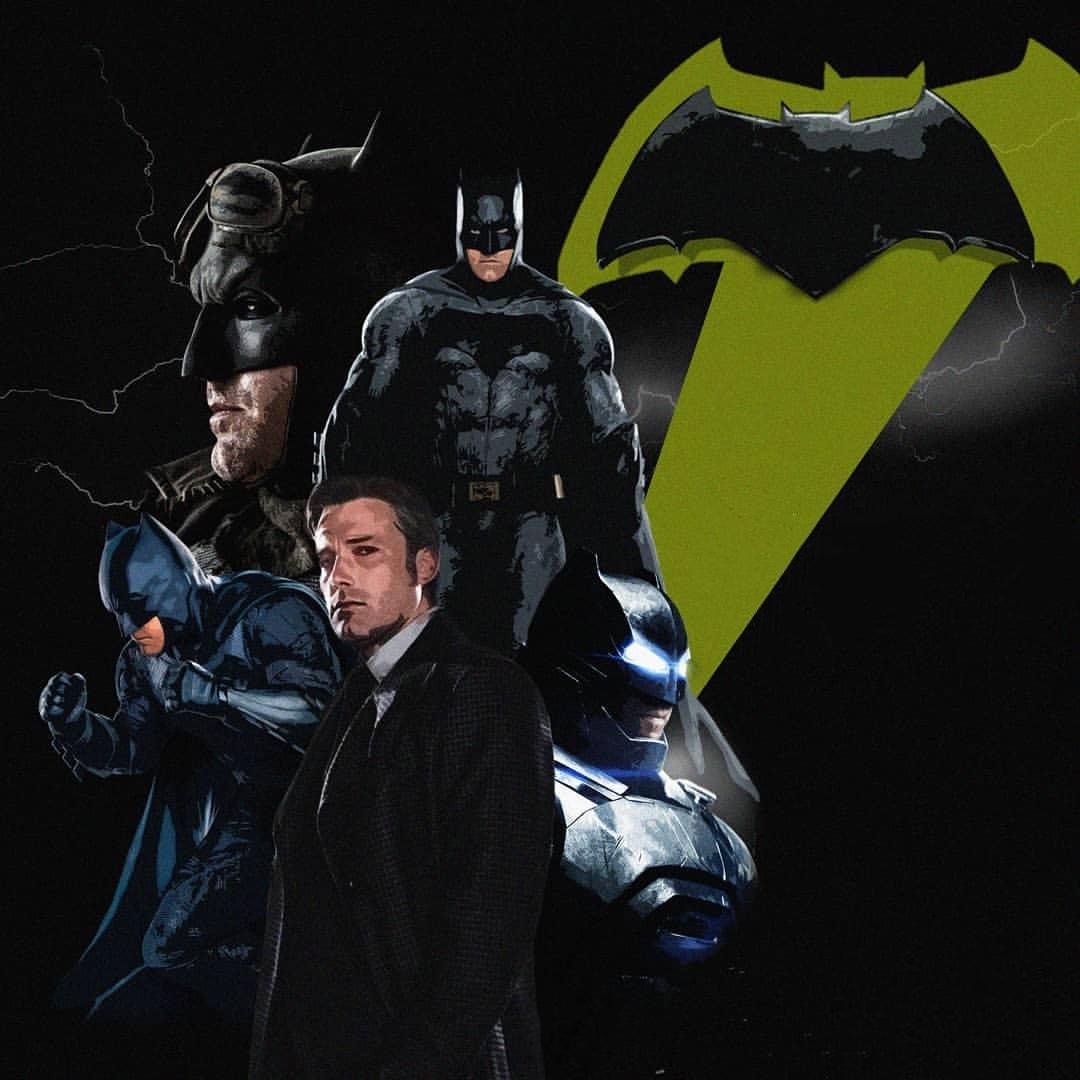 Ben Affleck teria assinado novo contrato para voltar como Batman 5