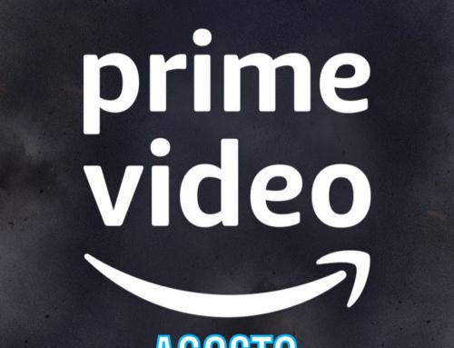 Lançamentos da Amazon Prime Video em Agosto de 2020