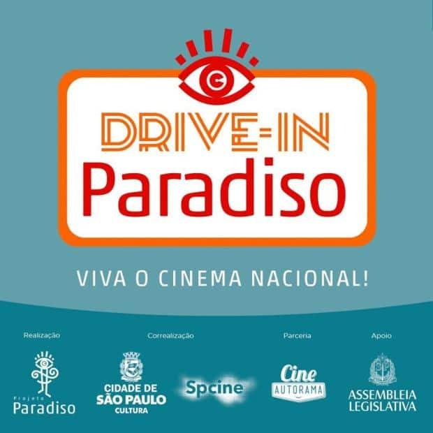 Novo Drive-In Paradiso: Filmes nacionais gratuitos para todos os públicos 9