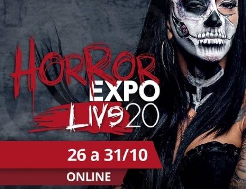 Horror Expo 2020 acontecerá em formato virtual