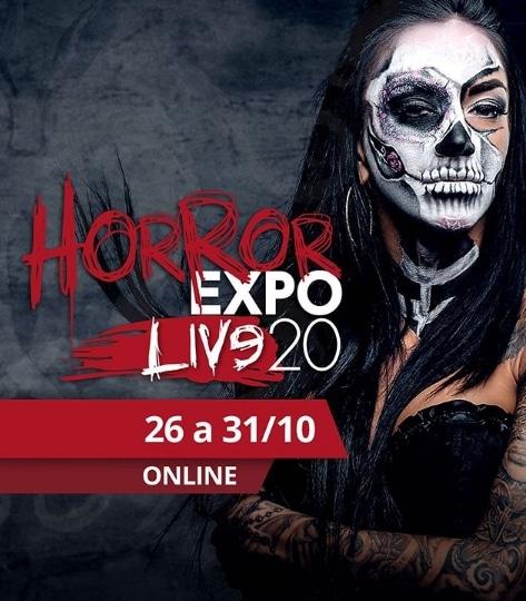 Horror Expo 2020 acontecerá em formato virtual 1
