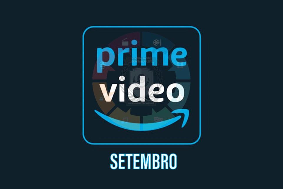 Novidades no Prime Video em setembro 6