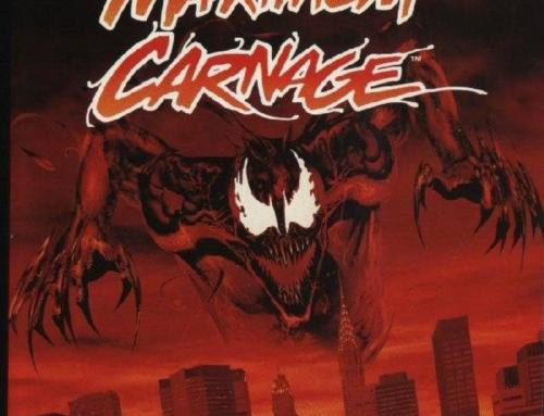 """Baterista Caio Gaona homenageia o jogo """"Maximum Carnage"""" do Mega Drive"""