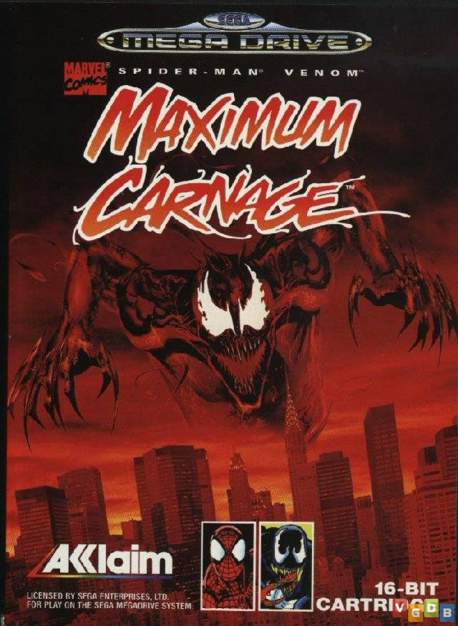 """Baterista Caio Gaona homenageia o jogo """"Maximum Carnage"""" do Mega Drive 7"""