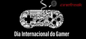 Hoje é o Dia do Gamer 27