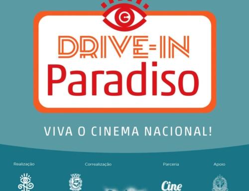Drive-In Paradiso devolve sessões gratuitas de cinema à população no mês de agosto